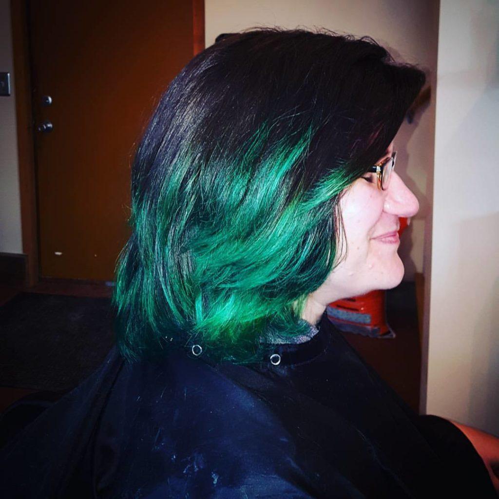 kady lee hair color haircut hair color highlights traverse city michigan pinups and needles