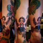 rachel knock out boxer tattoo parlor beauty salon traverse city mi