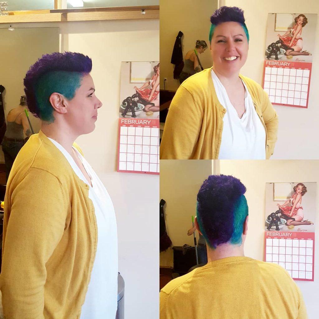 amy conrad mowhawk 3 colorful tattoo parlor traverse city northern michigan beauty hair nail salon