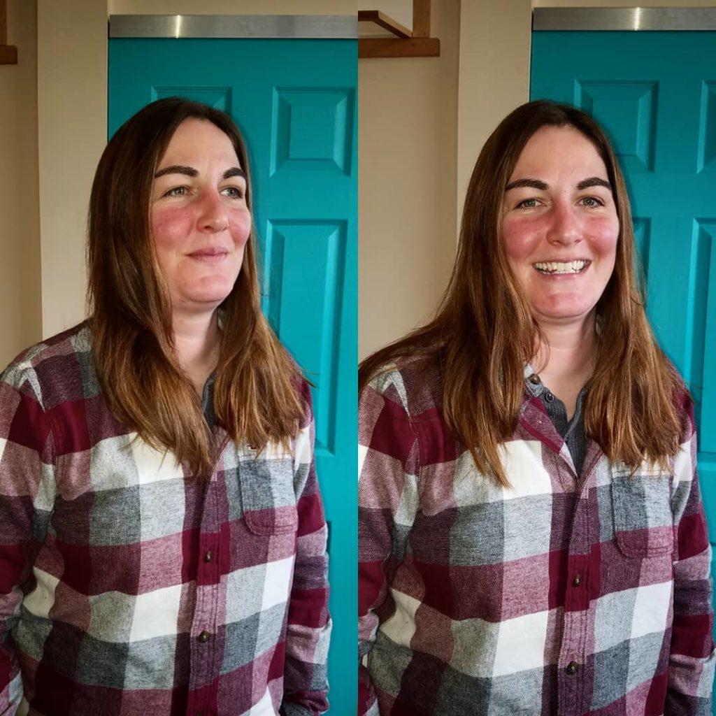 lis womens haircut tattoo parlor traverse city northern michigan beauty hair nail salon