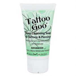 tattoo goo deep cleansing soap tattoo aftercare
