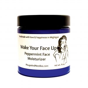WEB wake your face up peppermint front side