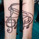 daniel music notes