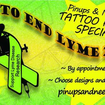 Ink to End Lyme 2020