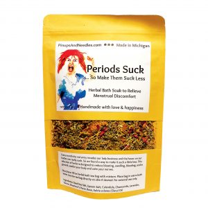 WEB periods suck herb bath