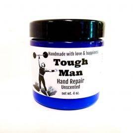tough man hand repair cream