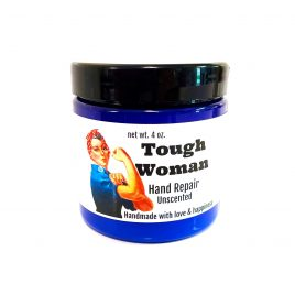 tough woman hand repair cream