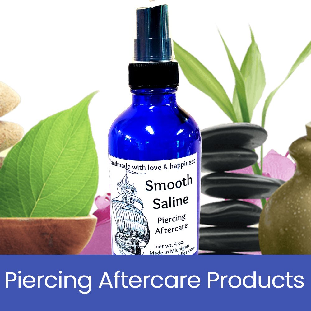 piercing aftercare products