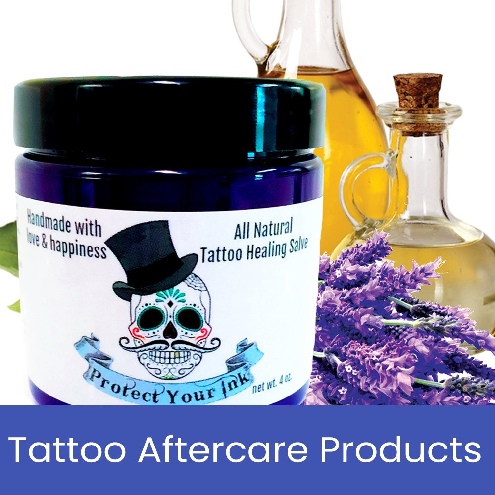 tattoo aftercare products
