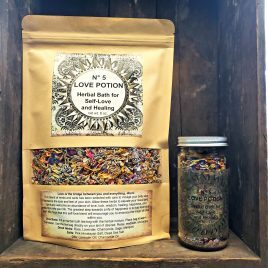 Love Potion No 5 Herbal Bath for Self-Love & Healing