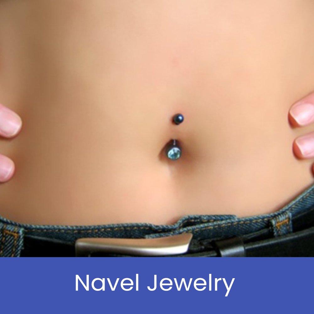 Navel Piercing Jewelry