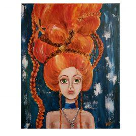 Alainn – Acrylic Painting 16×20