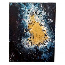 Dusk – Acrylic Painting 16×20