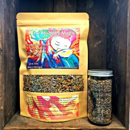 New Mommy Magic Postpartum Herbal Bath Soak to Benefit Mother & Child