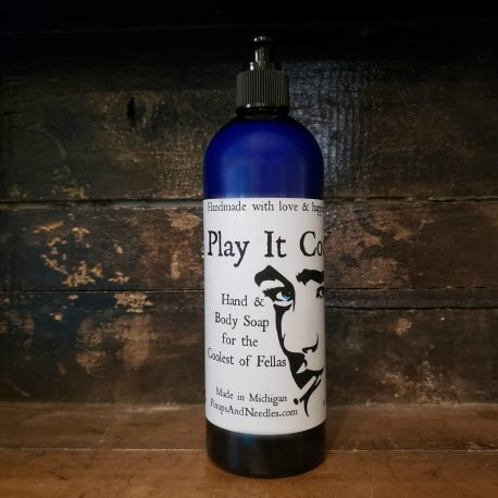 Play It Cool Hand & Body Wash for the coolest of fellas