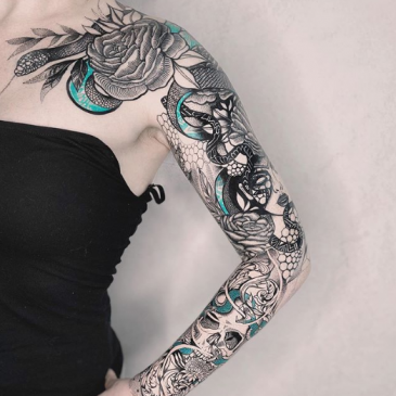 Best Snake Tattoo Design Ideas for Men and Women in 2020