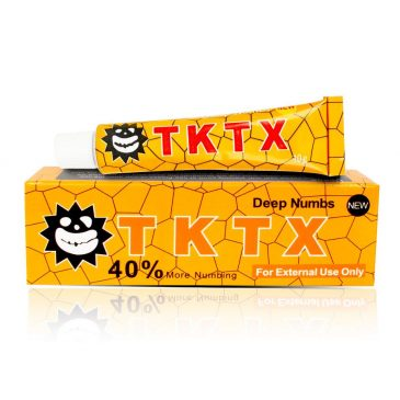 Best Tattoo & Piercing Numbing Cream Of 2021 – TKTX