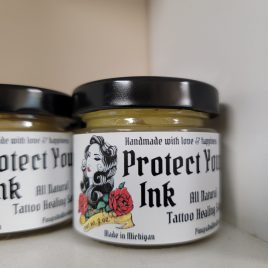 Protect Your Ink – Tattoo Aftercare Salve – 2oz