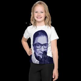 RBG Be Notorious Kids crew neck t-shirt
