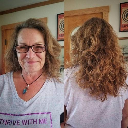 carol hair cut