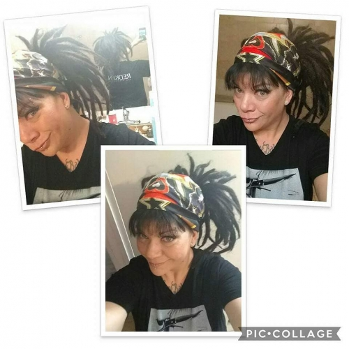 crystal max dreads dreadlocks extensions northern michigan traverse city tattoo parlor beauty hair nail salon