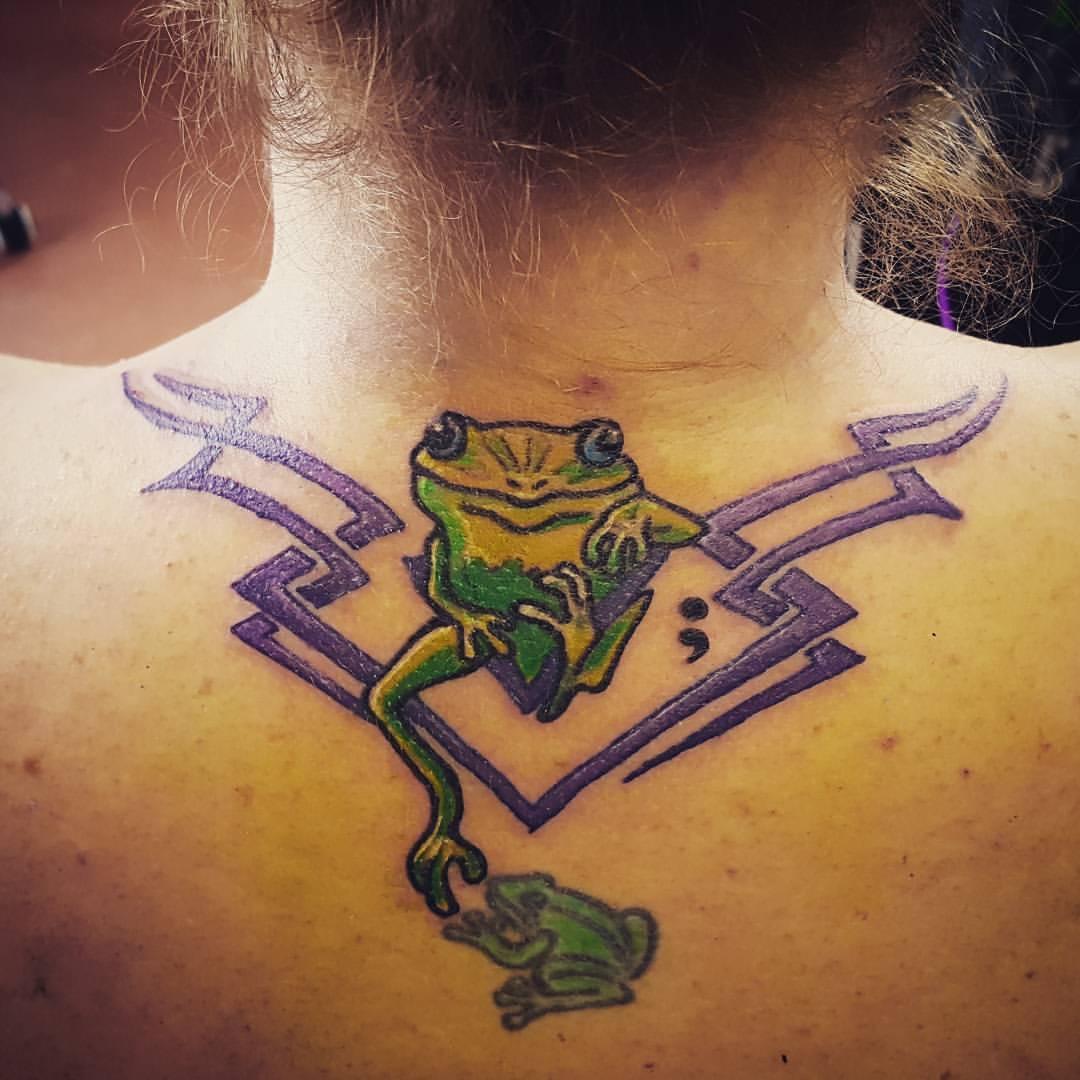 Karen Taylor Complete Frog